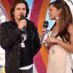 Orlando Bloom and Vanessa Lachey dated