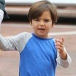 Orlando Bloom's son Flynn Christopher Bloom