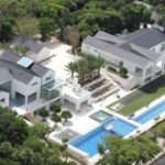 Tiger Woods house in Jupiter island