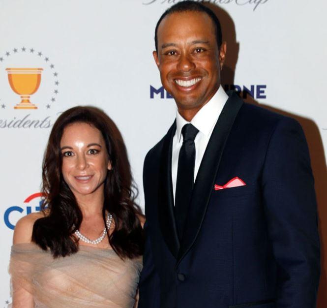 Tiger Woods with girlfriend Erica Herman | Celebrities ...