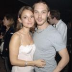 Tom Hardy and Rachael Speed dated. She is the mother of Louis Thomas Hardy