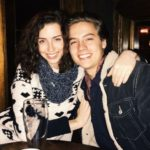 Cole Sprouse and Bree Morgan dated