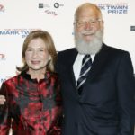 David Letterman with wife Regina Lasko image