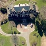 David Letterman's North Salem Mansion