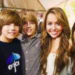 Dylan Sprouse and Miley Cyrus dated