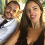 Eiza Gonzalez with brother Yulen Gonzalez Reyna