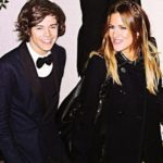 Harry Styles and Caroline Flack dated