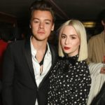 Harry Styles with sister Gemma Styles