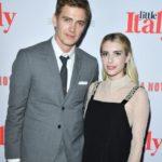 Hayden Christensen and Emma Roberts dated