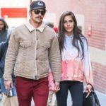 James Franco and Isabel Pakzad dating