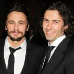 James Franco with brother Tom Franco
