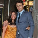 James Franco with mother Betsy Lou