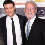 Jimmy Kimmel with father James John Kimmel