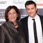 Jimmy Kimmel with mother Joan Kimmel image
