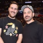 Jimmy Kimmel with son Kevin Kimmel