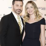 Jimmy Kimmel with wife Molly McNearney image