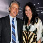 Jon Stewart with wife Tracey McShane
