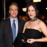 Jon Stewart with wife Tracey McShane image
