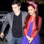 Josh Hutcherson and Ariana grande image
