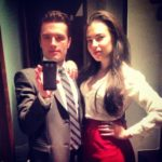 Josh Hutcherson and Chloe Bridges image