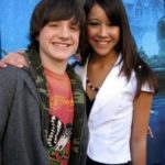 Josh Hutcherson and Shannon Wada dated image