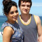 Josh Hutcherson and Vanessa Hudgens image