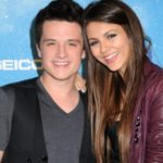 Josh Hutcherson and Victoria Justice dated image