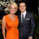 Josh Hutcherson with mother Michelle Hutcherson image
