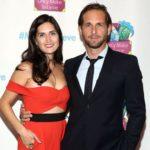 Josh Lucas with former wife Jessica Henriquez