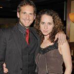 Josh Lucas with sister Kate Maurer
