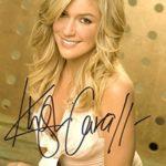 Kristin Cavallari signature