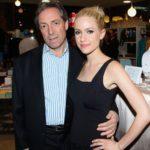 Kristin Cavallari with father Dennis Cavallari