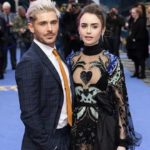 Lily Collins and Zac Efron dated