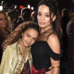 Lisa Bonet with daughter Lola Iolani Momoa