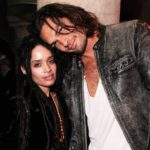 Lisa Bonet with husband Jason Mamoa image