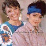 Lisa Bonet with mother Arlene Bonet