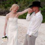 Renee Zellweger with former husband Kenny Chesney