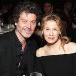 Renee Zellweger with partner Doyle Bramhall