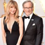 Steven Spielberg with wife Kate Capshaw image