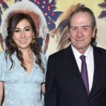 Tommy Lee Jones with daughter Victoria Kafku Jones