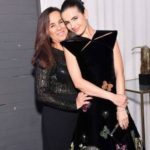 Camilla Belle with mother Cristina Belle
