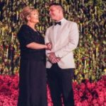Colton Haynes with mother Dana Denise Mitchell