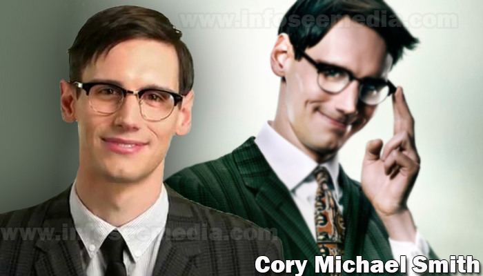 Cory Michael Smith featured image