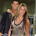 Cristiano ROnaldo and Merche Romero dated