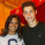 Cristiano Ronaldo and Jordana Jardel dated