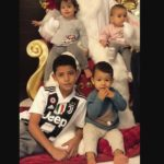 Cristiano Ronaldo kids