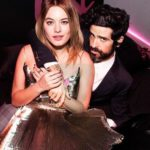 Devendra Banhart and Camille Rowe dated