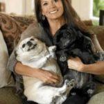 Dina Eastwood pets