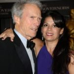 Dina Eastwood with former husband Clint Eastwood