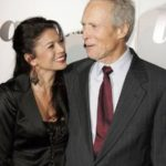 Dina Eastwood with former husband Clint Eastwood image